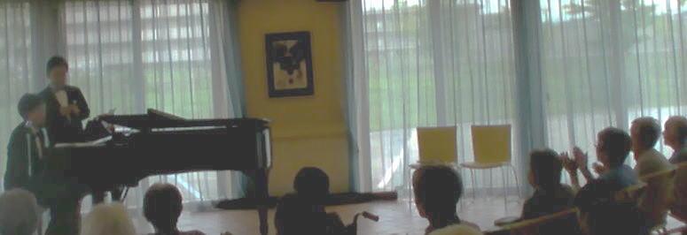 王子スタジオ フェリーチェ 声楽教室 イベント