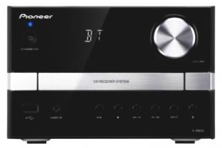 イイ音で レッスン ♪  接続もカンタン 、ベンリな  Bluetooth対応デッキ (CD, AUX)