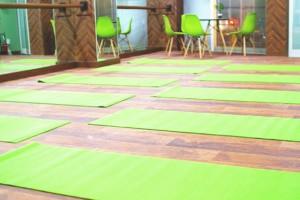 王子 飛鳥山 レンタルスタジオ スタジオ シェア 備品 ヨガ マット yoga シート ストレッチ マッサージ 柔軟