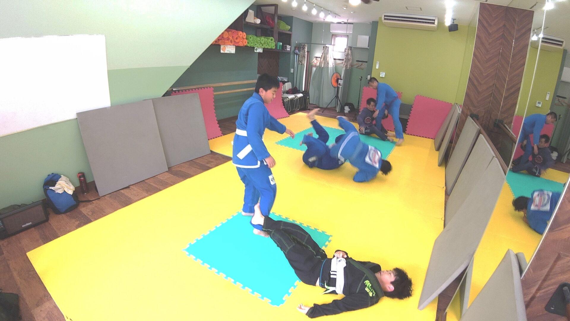ブラジリアン 柔術 教室 北区 王子
