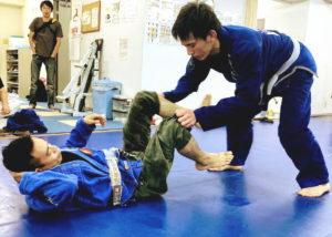 ブラジリアン柔術 フィジカルトレーニング 北区 王子