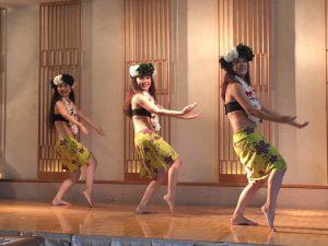タヒチアンダンス 発表会 イベント
