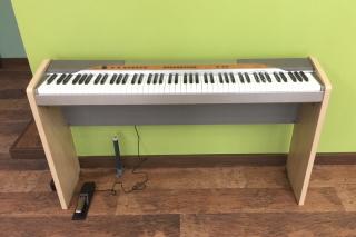 リトミック 声楽 幼児 教室でも必須の ピアノ 88鍵 電子ピアノ 王子 飛鳥山 レンタル スタジオ