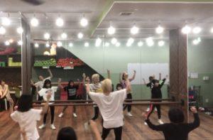T- DANCE SQUARE 王子飛鳥山 レッスンスタジオ